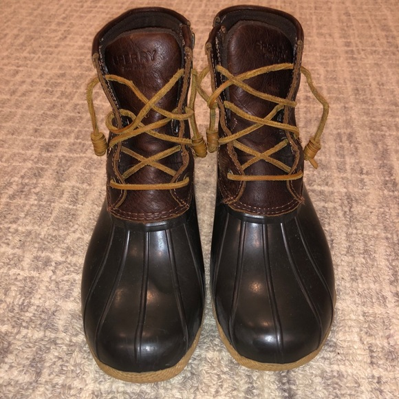 Women's Sperry boots size 7.5